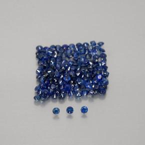 Blue Sapphire Gem - 0ct Diamond-Cut (ID: 375714)