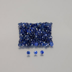 Blue Sapphire Gem - 0ct Diamond-Cut (ID: 375717)