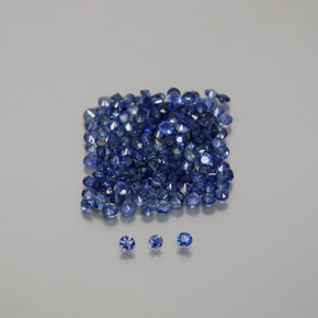 Blue Sapphire Gem - 0ct Diamond-Cut (ID: 375810)