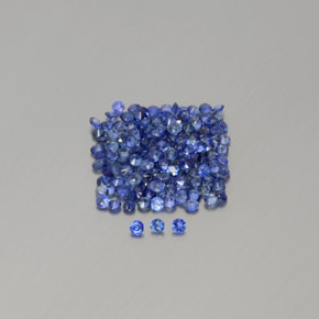 Blue Sapphire Gem - 0ct Diamond-Cut (ID: 375855)