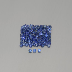 Blue Sapphire Gem - 0ct Diamond-Cut (ID: 375860)