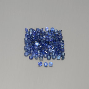 Blue Sapphire Gem - 0ct Diamond-Cut (ID: 375862)