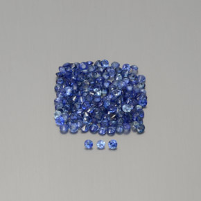Blue Sapphire Gem - 0ct Diamond-Cut (ID: 375863)