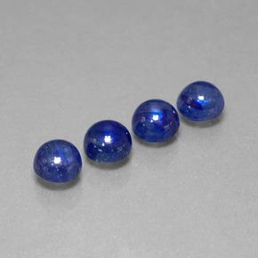 Buy 6.48 ct Blue Sapphire 6.17 mm  from GemSelect (Product ID: 386729)