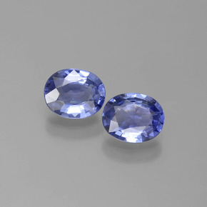 thumb image of 1.4ct Oval Facet Blue Sapphire (ID: 388493)