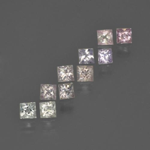 Buy 0.94 ct Multicolor Sapphire 2.38 mm x 2.4 mm from GemSelect (Product ID: 411382)