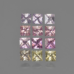 Buy 2.02 ct Multicolor Sapphire 2.99 mm x 3 mm from GemSelect (Product ID: 424449)