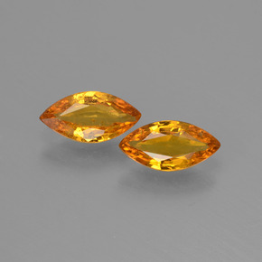 Buy 0.78 ct Yellow Golden Sapphire 6.85 mm x 3.5 mm from GemSelect (Product ID: 429785)