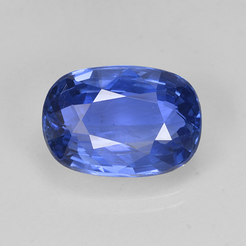 thumb image of 5.1ct Oval Facet Blue Sapphire (ID: 439690)