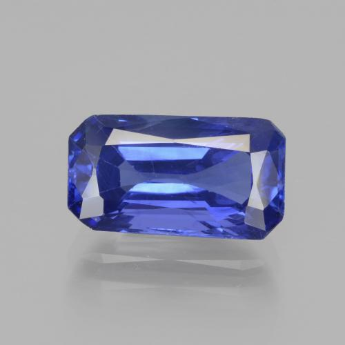 thumb image of 3.8ct Octagon / Scissor Cut Blue Sapphire (ID: 439697)