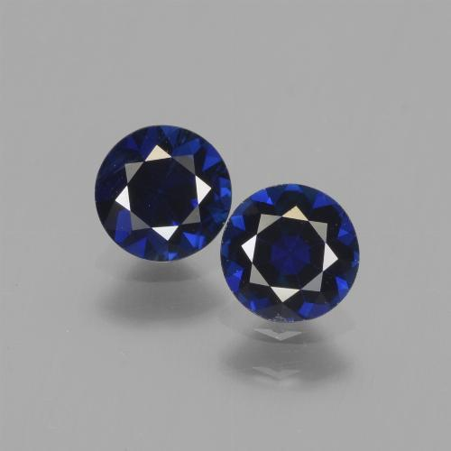 Buy 1.15 ct Blue Sapphire 5.09 mm  from GemSelect (Product ID: 441542)