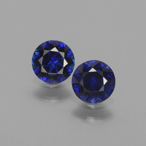 Buy 0.97 ct Blue Sapphire 4.96 mm  from GemSelect (Product ID: 441543)