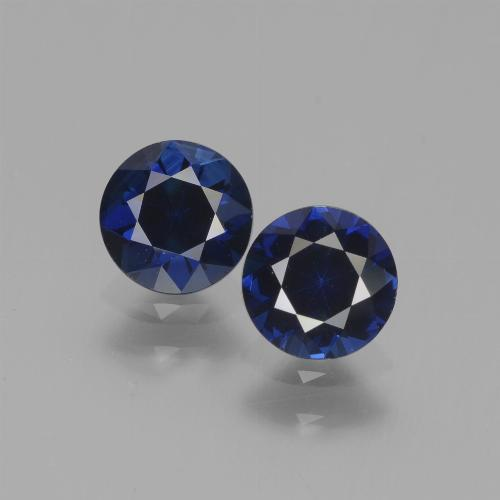 Buy 1.23 ct Blue Sapphire 5.09 mm  from GemSelect (Product ID: 441544)