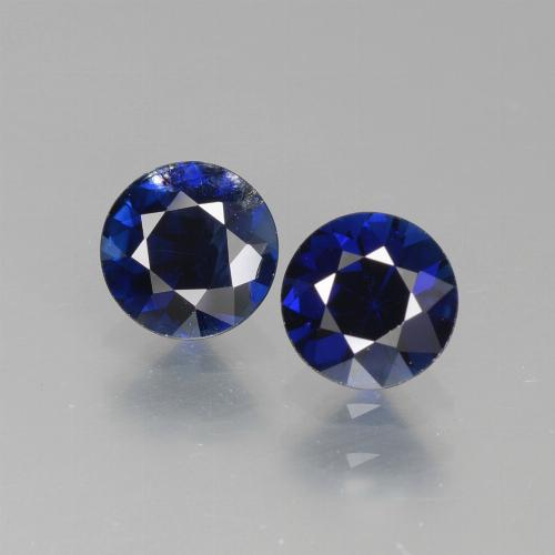 Buy 1.31 ct Blue Sapphire 5.24 mm  from GemSelect (Product ID: 441566)