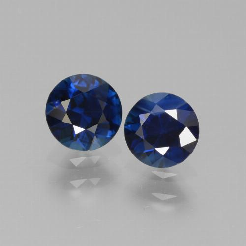 Buy 1.14 ct Blue Sapphire 4.92 mm  from GemSelect (Product ID: 441575)