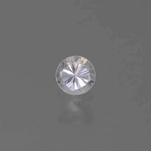 thumb image of 0.3ct Diamond-Cut White Sapphire (ID: 444863)