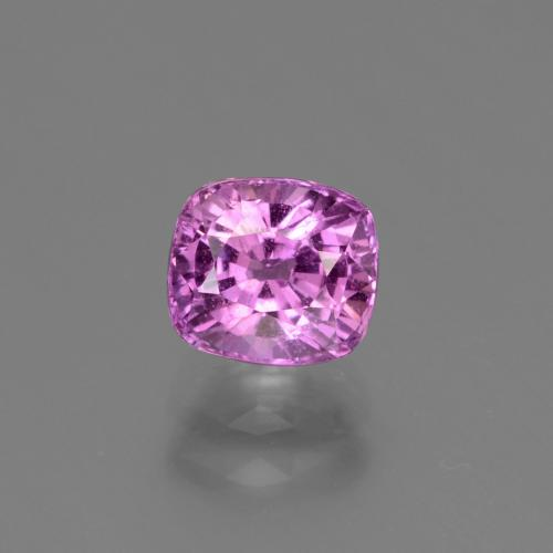 Medium Purple Zafiro Gema - 1.1ct Corte en Forma Cojín (ID: 447793)
