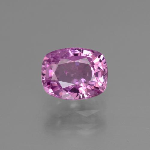 Medium Purple Sapphire Gem - 1.5ct Cushion-Cut (ID: 448538)