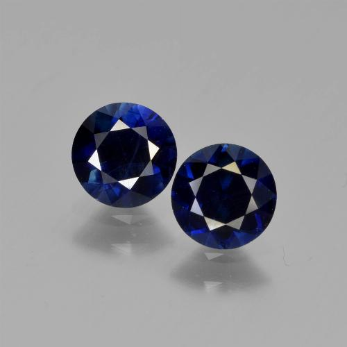Buy 1.22 ct Blue Sapphire 5.14 mm  from GemSelect (Product ID: 449657)