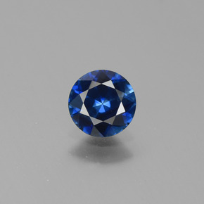 Buy 0.75 ct Blue Sapphire 5.70 mm  from GemSelect (Product ID: 449750)