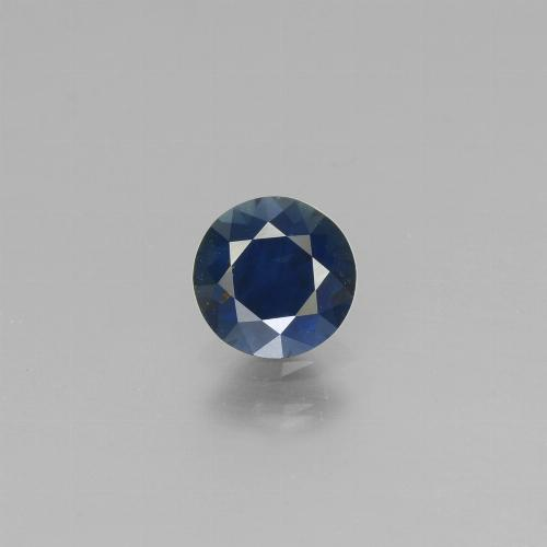 Buy 0.69 ct Blue Sapphire 5.43 mm  from GemSelect (Product ID: 449825)