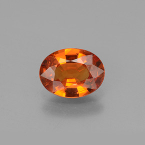 Buy 1.34 ct Yellow Orange Sapphire 8.15 mm x 6.2 mm from GemSelect (Product ID: 453117)