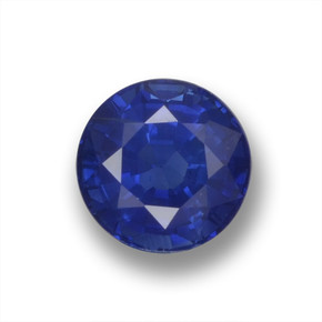 Buy 0.73 ct Blue Sapphire 5.03 mm  from GemSelect (Product ID: 461372)