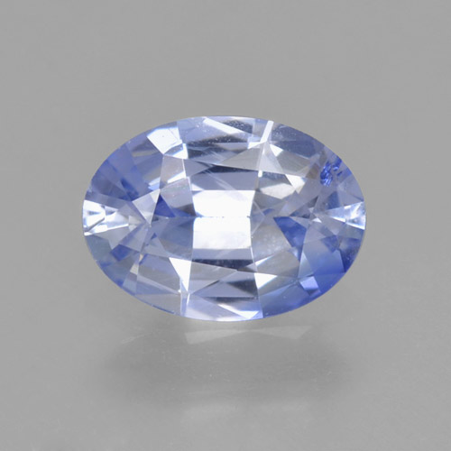 Blue Sapphire Gem - 0.9ct Oval Facet (ID: 464035)
