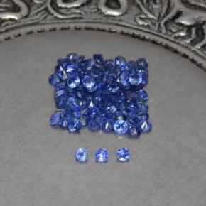 Blue Sapphire Gem - 0ct Diamond-Cut (ID: 467213)