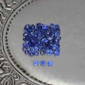 Cornflower Blue Sapphire Gem - 0ct Diamond-Cut (ID: 467218)