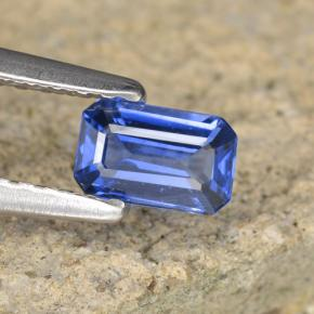 thumb image of 0.4ct Octagon Step Cut Blue Sapphire (ID: 467343)