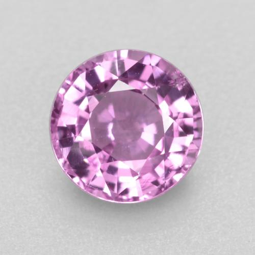 Boysenberry Zafiro Gema - 0.7ct Faceta Redonda (ID: 473405)