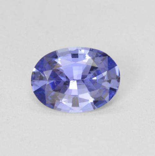 Blue Sapphire Gem - 0.9ct Oval Facet (ID: 476283)
