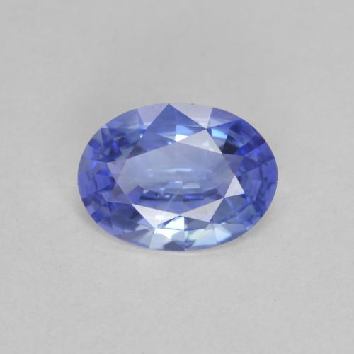 thumb image of 0.9ct Oval Facet Blue Sapphire (ID: 476437)