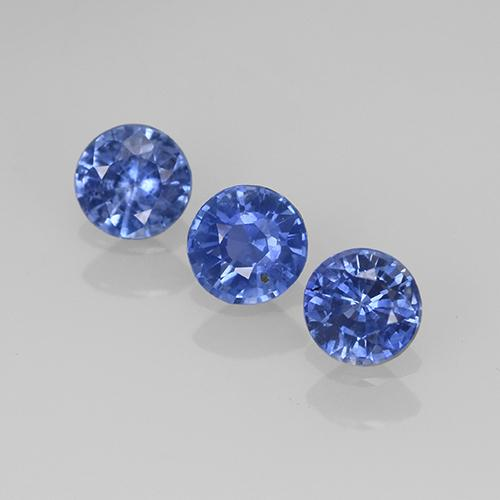 Blue Sapphire Gem - 0.2ct Diamond-Cut (ID: 505048)