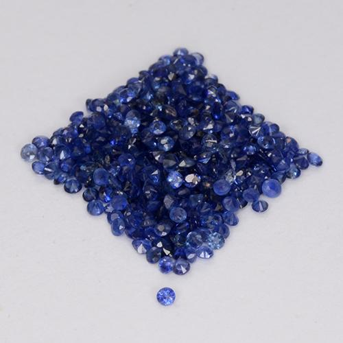 Blue Sapphire Gem - 0ct Diamond-Cut (ID: 505232)