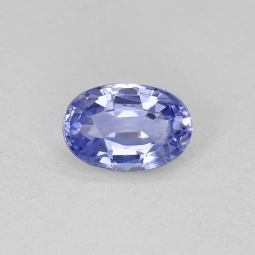 Blue Sapphire Gem - 0.7ct Oval Facet (ID: 505774)