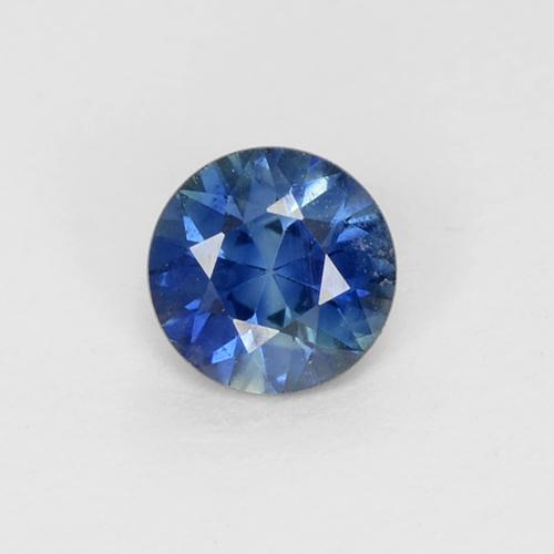 Blue Sapphire Gem - 0.4ct Diamond-Cut (ID: 505808)