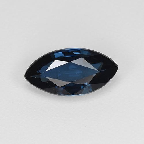 456774ccf7d82 0.84 ct Dark Blue Sapphire