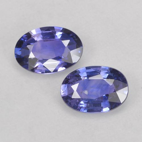 Blue Sapphire Gem - 0.4ct Oval Facet (ID: 525581)