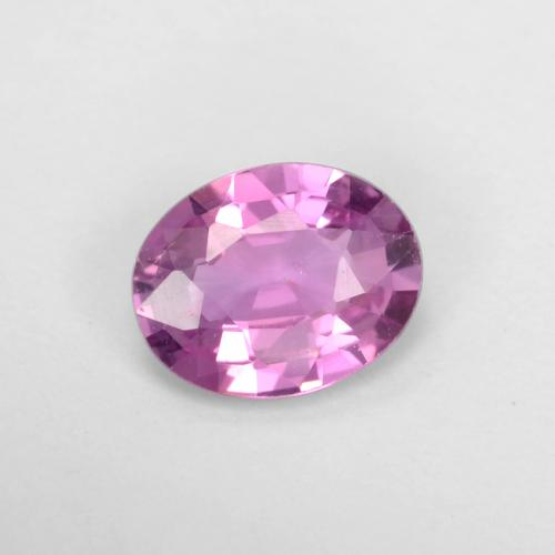 Medium Purple Zafiro Gema - 0.5ct Forma ovalada (ID: 545305)
