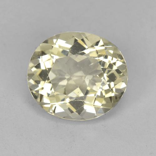 thumb image of 1.9ct Oval Facet Yellow Scapolite (ID: 469455)