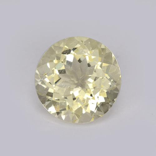 thumb image of 1.8ct Round Facet Yellow Scapolite (ID: 469684)