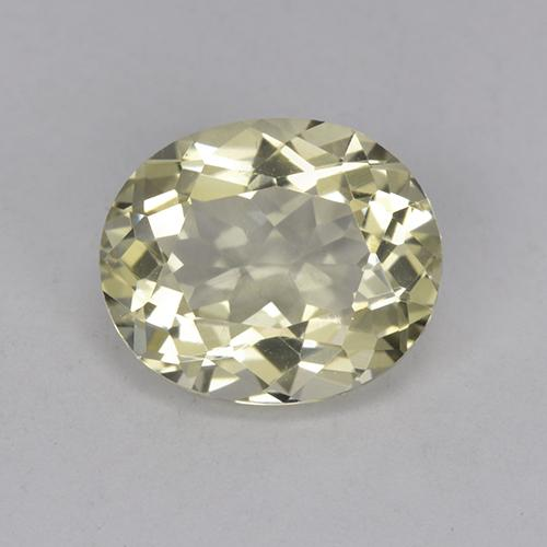 thumb image of 2ct Oval Facet Yellow Scapolite (ID: 469689)
