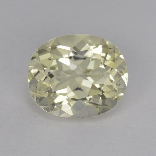 thumb image of 1.9ct Oval Facet Yellow Scapolite (ID: 470389)