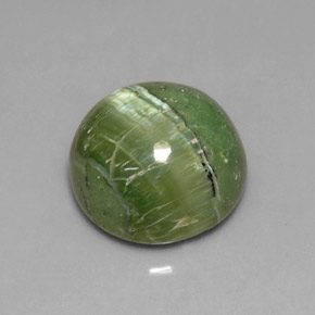 Buy 6.40 ct Green Serpentine 12.45 mm  from GemSelect (Product ID: 276273)