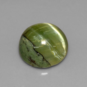 Buy 6.30 ct Yellowish Green Serpentine 12.63 mm  from GemSelect (Product ID: 276281)