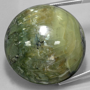 Buy 122.80 ct Green Serpentine 33.33 mm  from GemSelect (Product ID: 330012)