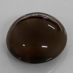 43 3 carat smoky brown smoky quartz gem from brazil