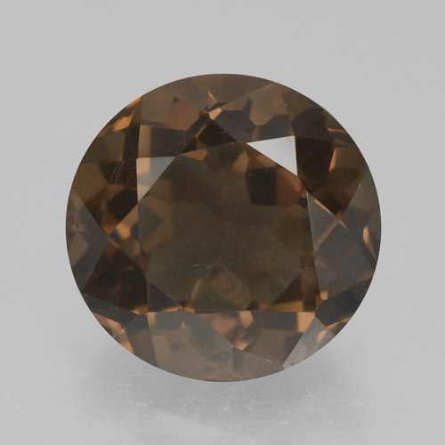 Buy 4.60 ct Brown Smoky Quartz 11.05 mm  from GemSelect (Product ID: 463979)